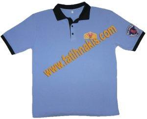 polo yaka t-shirt-lacivert-mavi